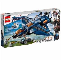 LEGO® Super Heroes 76126 Ultimativer Avengers-Quinjet