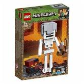 LEGO® Minecraft 21150 Minecraft-BigFig Skelett mit Magmawürfel
