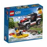 LEGO® City 60240 Kajak-Abenteuer