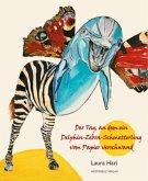Der Tag, an dem ein Delphin-Zebra-Schmetterling vom Papier verschwand