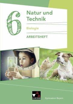 Natur und Technik 6: Biologie AH Gymnasium Bayern - Fleischmann, Michaela; Gritsch, Kathrin; Hollweck, Ernst; Schmidt, Margit; Schnepf, Bernhard; Schuhmann, Erik; Steinhofer, Harald