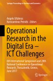 Operational Research in the Digital Era - ICT Challenges (eBook, PDF)