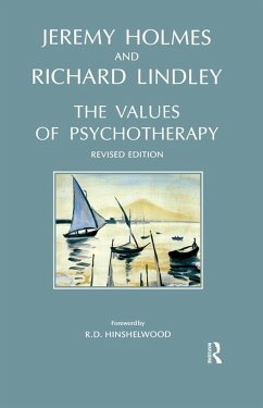 The Values of Psychotherapy (eBook, PDF)