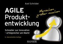 Agile Produktentwicklung (eBook, PDF)