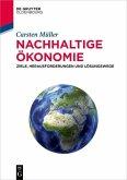 Nachhaltige Ökonomie (eBook, PDF)