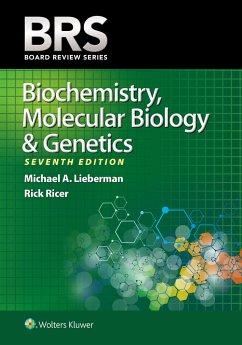 BRS Biochemistry, Molecular Biology, and Genetics (Board Review Series) - Lieberman, Michael A., PhD; Ricer, Dr. Rick, MD