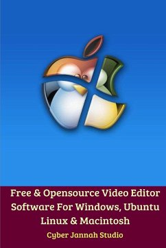 Free Opensource Video Editor Software for Windo...