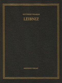 Sämtliche Schriften und Briefe 8 (1699-1701) (eBook, PDF)