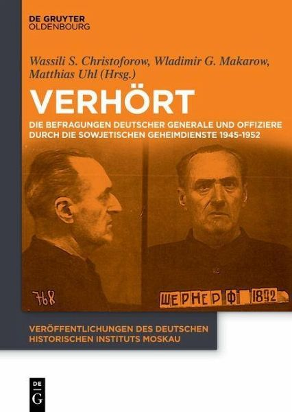Verhort (eBook, PDF)