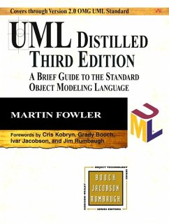UML Distilled (eBook, PDF) - Fowler, Martin