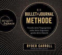Die Bullet-Journal-Methode, 5 Audio-CDs - Carroll, Ryder