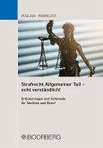 Strafrecht Allgemeiner Teil - echt verständlich! (eBook, PDF)