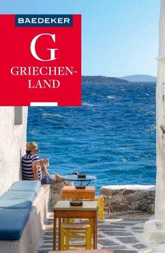 Baedeker Reiseführer Griechenland (eBook, ePUB) - Bötig, Klaus