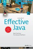 Effective Java (eBook, PDF)