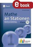 Mathe an Stationen 10 Inklusion (eBook, PDF)