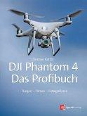 DJI Phantom 4 - das Profibuch (eBook, PDF)