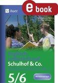 Englischunterricht auf Schulhof & Co. Klasse 5-6 (eBook, PDF)