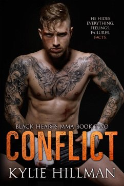 Conflict (Black Hearts MMA, #2) (eBook, ePUB)