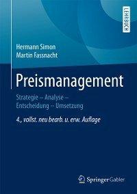 Preismanagement (eBook, ePUB) - Fassnacht, Martin; Simon, Hermann