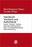 Handbuch Vorstand und Aufsichtsrat (eBook, ePUB)