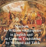 Macbeth, Bilingual Edition (English with line numbers and two German translations) (eBook, ePUB)