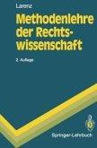 Methodenlehre der Rechtswissenschaft (eBook, PDF)