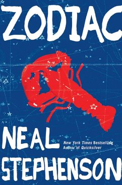 Zodiac (eBook, ePUB) - Stephenson, Neal