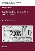Papsturkunden des Mittelalters und der Neuzeit (eBook, PDF)