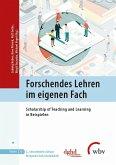 Forschendes Lehren im eigenen Fach (eBook, PDF)