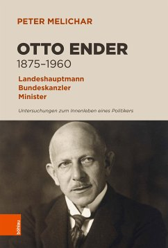 Otto Ender 1875-1960 (eBook, PDF) - Melichar, Peter