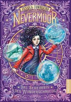 Magie und Finsternis / Nevermoor Bd.2 - Townsend, Jessica