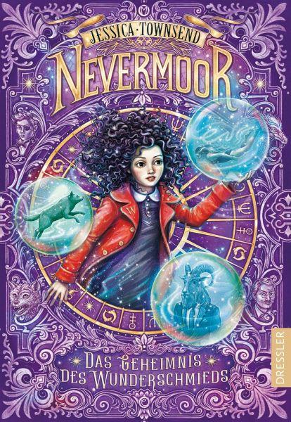Buch-Reihe Nevermoor