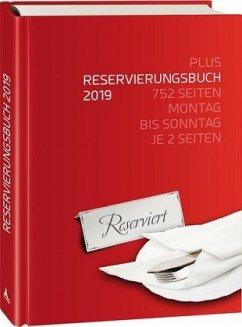Reservierungsbuch ´´Plus´´ 2019