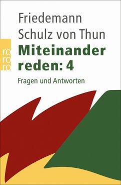 Miteinander reden: Fragen und Antworten (eBook, ePUB) - Schulz von Thun, Friedemann