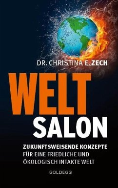 Weltsalon (eBook, ePUB) - Zech, Christina E.