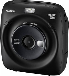 Fujifilm instax SQUARE SQ 20 schwarz