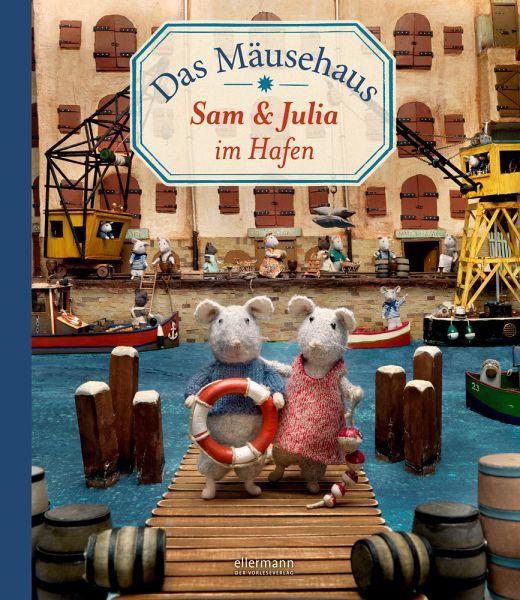 Buch-Reihe Das Mäusehaus von Karina Schaapman