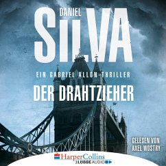 Der Drahtzieher / Gabriel Allon Bd.17 (MP3-Download) - Silva, Daniel