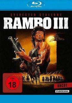Rambo III Uncut Edition - Stallone,Sylvester/Crenna,Richard