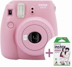 Fujifilm instax mini 9 set inkl. Film rosé