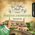 Der Besuch des lächelnden Belgiers / Tee? Kaffee? Mord! Bd.4 (MP3-Download)