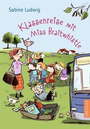 Buch-Reihe Miss Braitwhistle von Sabine Ludwig
