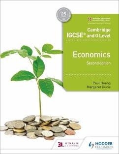 Cambridge IGCSE and O Level Economics 2nd edition (eBook, ePUB) - Hoang, Paul; Ducie, Margaret