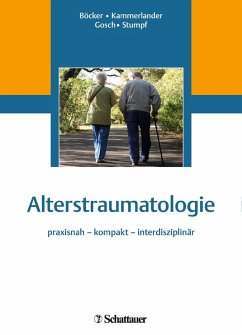 Alterstraumatologie (eBook, PDF)