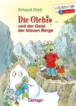 Die Olchis und der Geist der blauen Berge - Dietl, Erhard