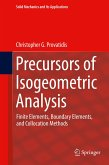 Precursors of Isogeometric Analysis