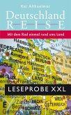 Deutschlandreise (Leseprobe XXL) (eBook, ePUB)
