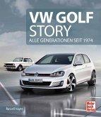VW Golf Story (Mängelexemplar)