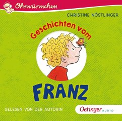 Geschichten vom Franz, 1 Audio-CD - Nöstlinger, Christine