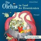 Die Olchis im Land der Riesenkraken / Die Olchis Erstleser Bd.3 (1 Audio-CD)